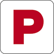 red p plate provisional p1