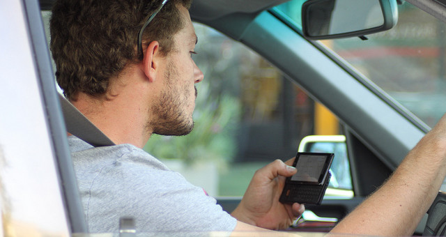 Mobile Phone Use in Cars QLD