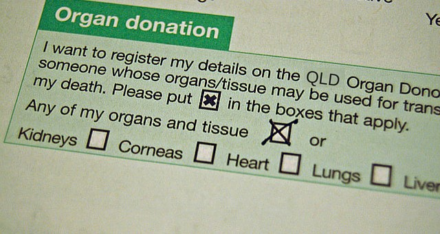 Organ Donation QLD