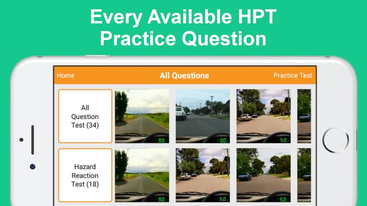Every HPT Question